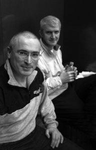 Mikhail Khodorkovsky & Platon Lebedev