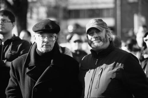 Eduard Limonov & Jukka Mallinen