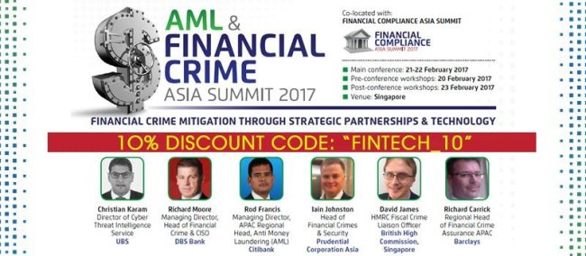 AML & Financial Crime Asia Summit 2017