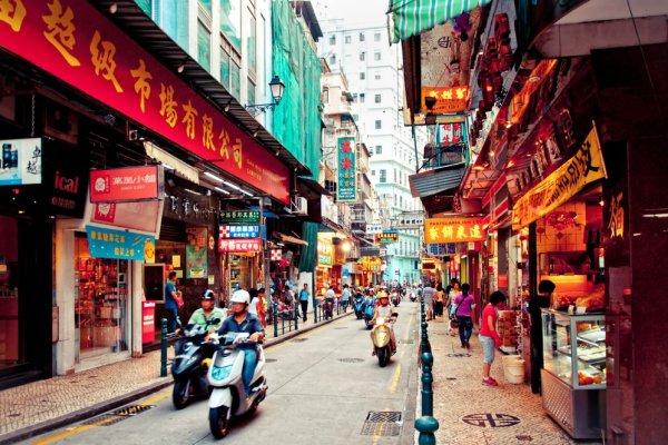 china-street