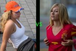 Suporter Y Spanyol Vs Suporter Y Belanda Hanya Sekadar Berbagi
