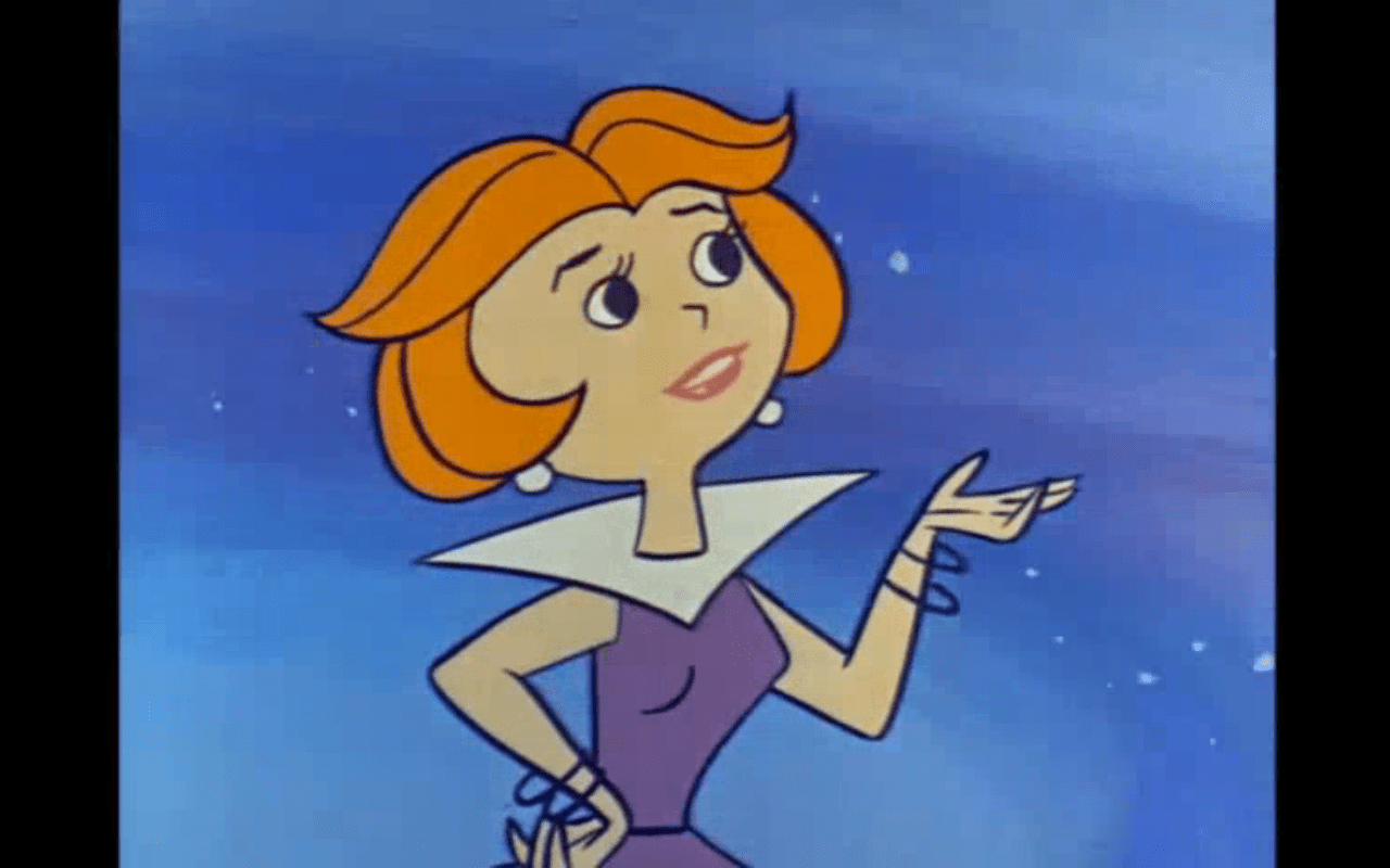 Cute Little Sister Wallpaper The Jetsons Theme Song Perceptions Of The Future