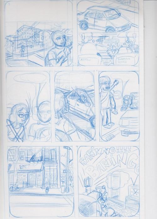 Page 7, Blue Pencil