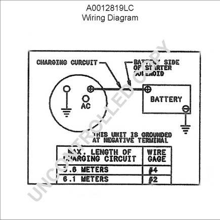 DOC ➤ Diagram 213 4350 Wire Alternator Wiring Diagram Ebook