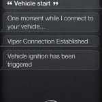 Siri - Vehicle Start