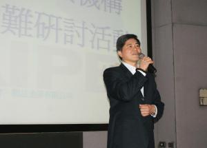 4.局長吳俊鴻致感謝詞