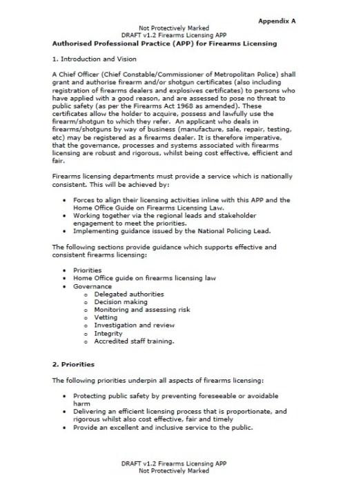 067 14 Chief Constables Council Minutes Agenda item 14 A