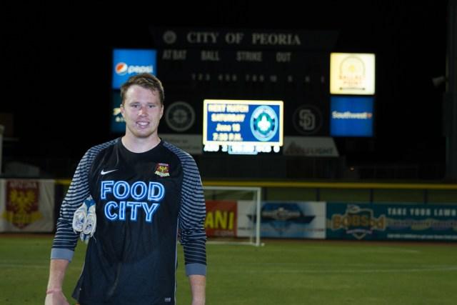 Jordan Stagmiller - Michael Rincon/ArizonaUnited.com