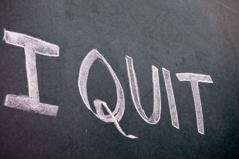 Thinking about resigning? Here\u0027s how NOT to do it