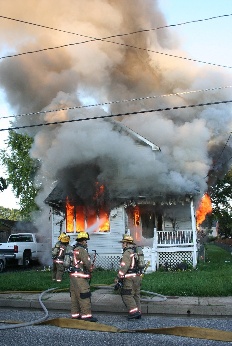 Knock Down Ceiling Understanding Fire Flow – Part 3 | Firefightertoolbox
