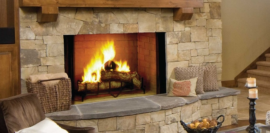 Caminetto Elettrico Kooper Top 10 Best Wood Burning Fireplaces Of 2019 – Reviews