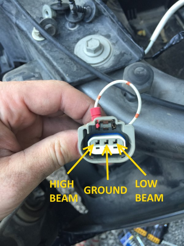 Wiring Led Light Bar Into High Beams F150 - Somurich