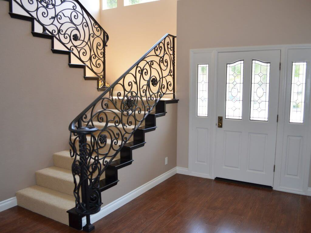 Interior Design Salt Lake City Custom Staircases | Fireplace Door Guy