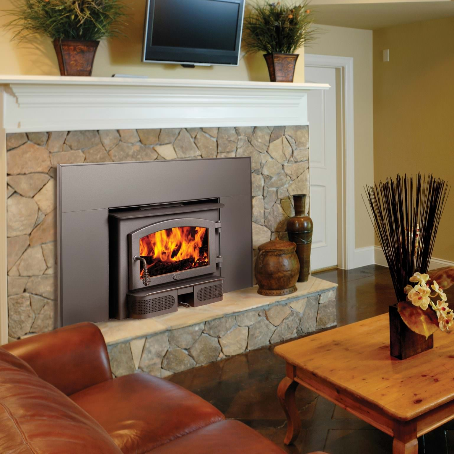 Avalon Gas Fireplace Inserts Lopi Republic 1250i Wood Insert Fireplace Gallery Of Western
