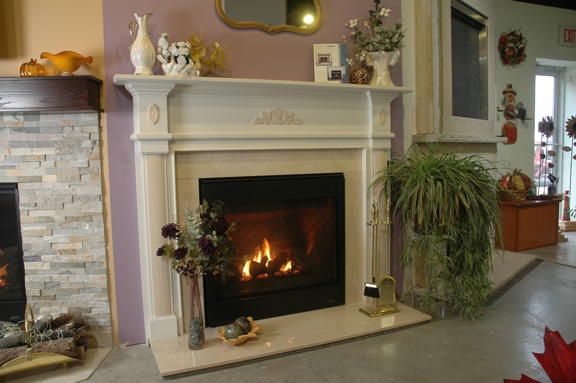 Direct Vent Gas Fireplace Ratings The Fireplace Professionals Product Categories Gas Fireplaces