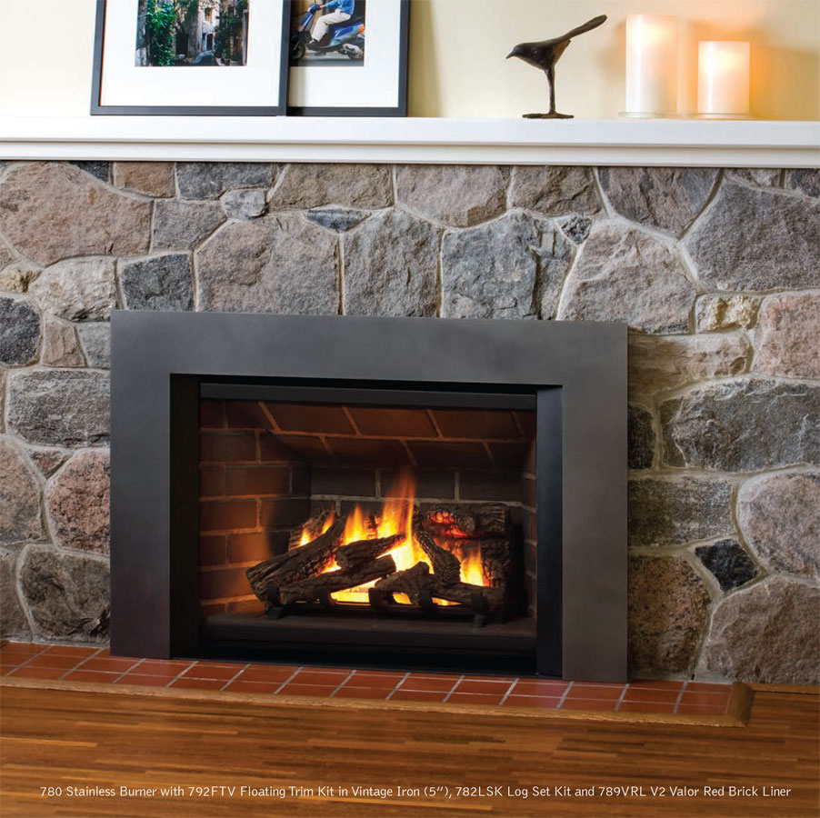 Avalon Gas Fireplace Inserts Gas Fireplace Inserts Archives The Fireplace Professionals