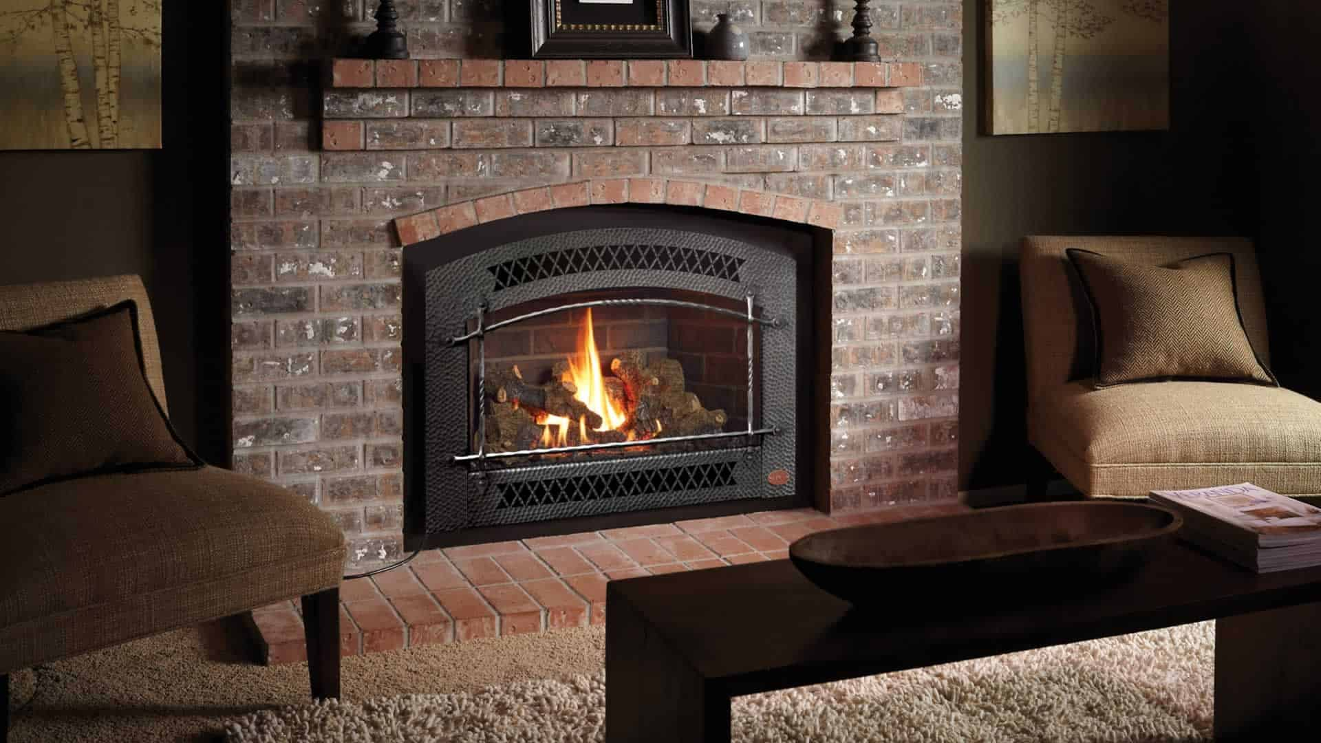 Work With What Youve Got 616 Gsr Gas Fireplace Insert