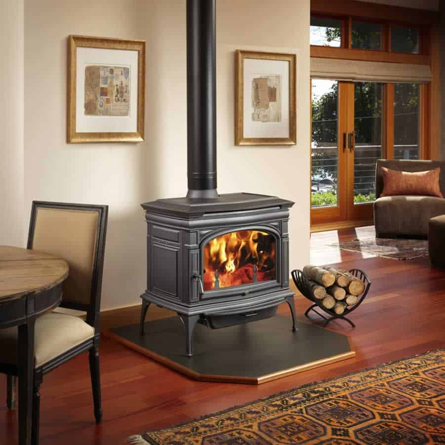 Wood Burning Fireplace Heater Blower Cape Cod Hybrid Fyre Wood Stove