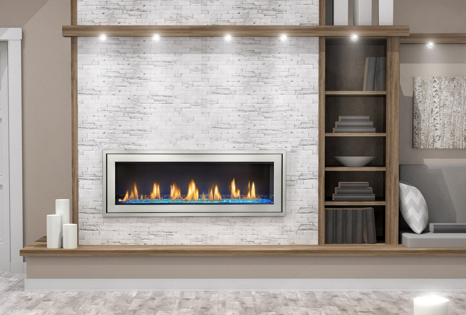 Modern Fireplaces Modern Fireplaces In Utah Comfort Solutions