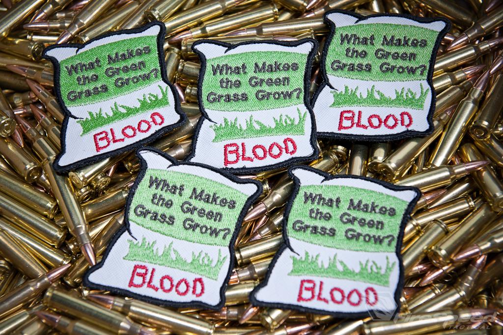 What Makes The Green Grass Grow? | Firespeed Tactical