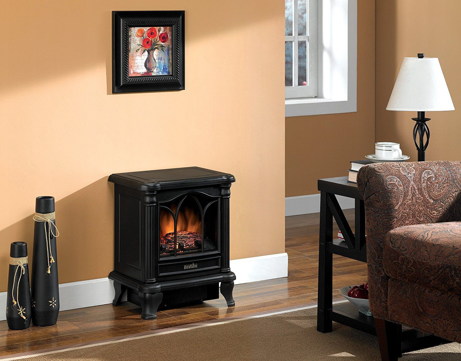 Best Electric Stove Fireplace Best Electric Fireplace Stove Reviews For 2019