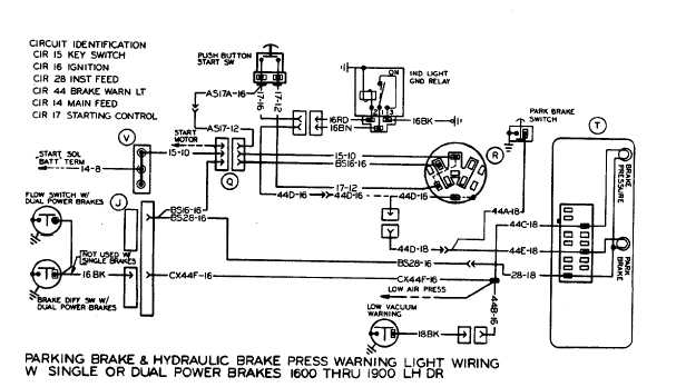 1952 gmc truck electrical wiring diagrams