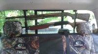 Every Truck needs a Gun Rack | Firewood Hoarders Club