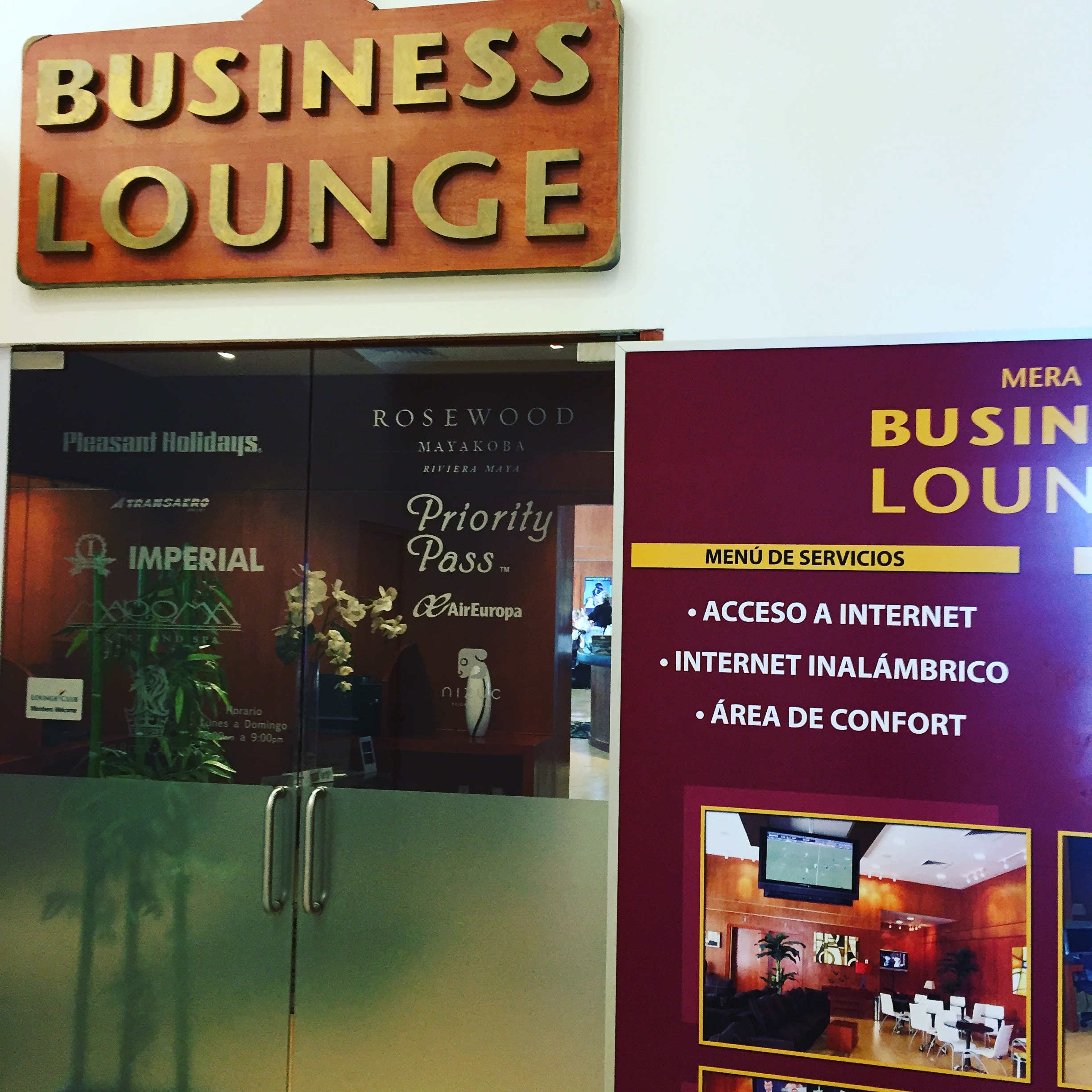 Cancun Trip Cancun Trip Report Priority Pass Mira Business Lounge At Cancun