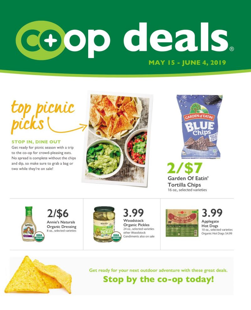 D Deals Co Op Deals Flyer First Alternative Co Op