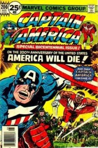 captain america 200