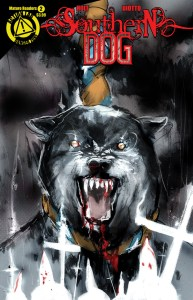 SouthernDog_issue2_cover_solicit