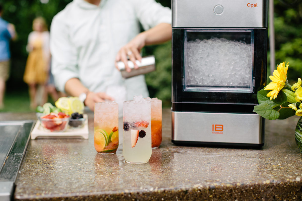 Opal Nugget Ice Maker Firstbuild