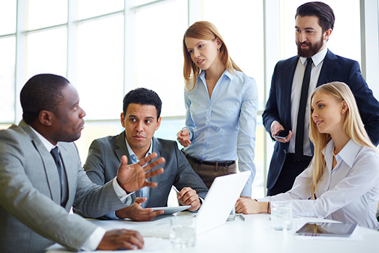 How to be a successful team leader  FIRST CLASS BUSINESS