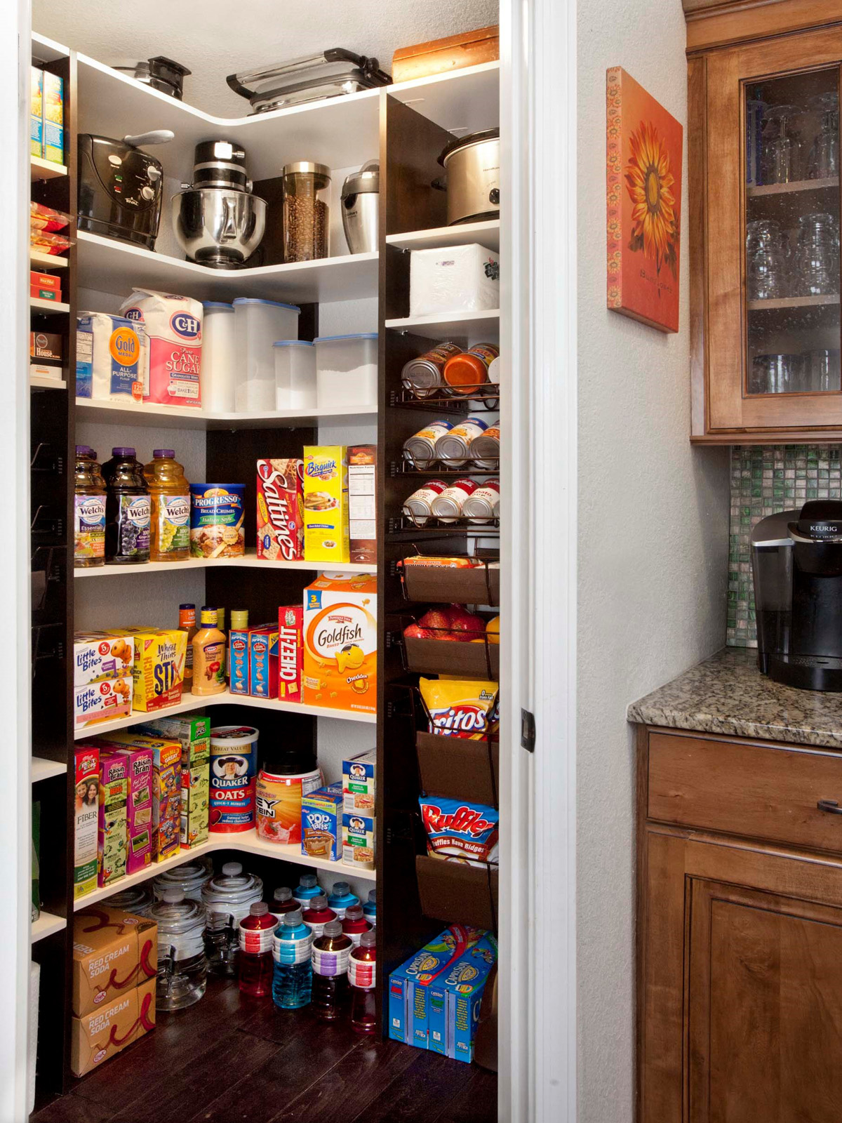 Storage Solutions Pantry Storage Solutions Traverse City First Class Closets
