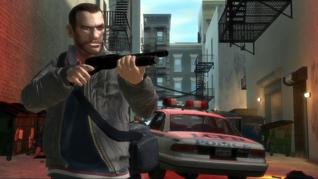 Thug Girl Wallpaper Grand Theft Auto Iv First Hour Review The First Hour