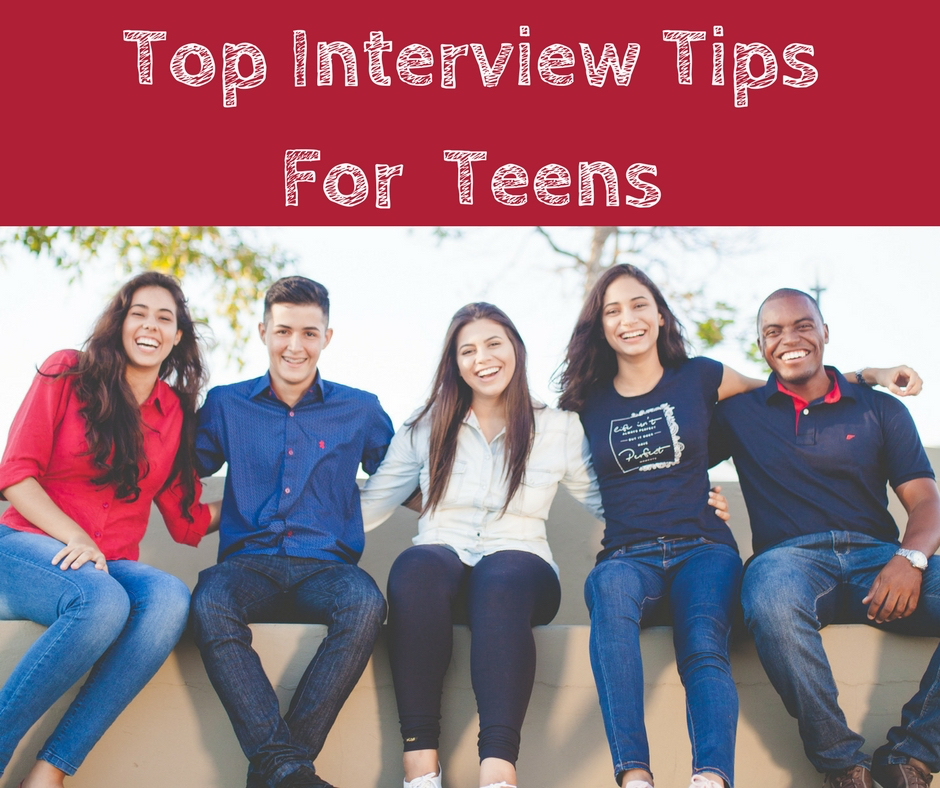 Top Interview Tips for Teens Applying To College