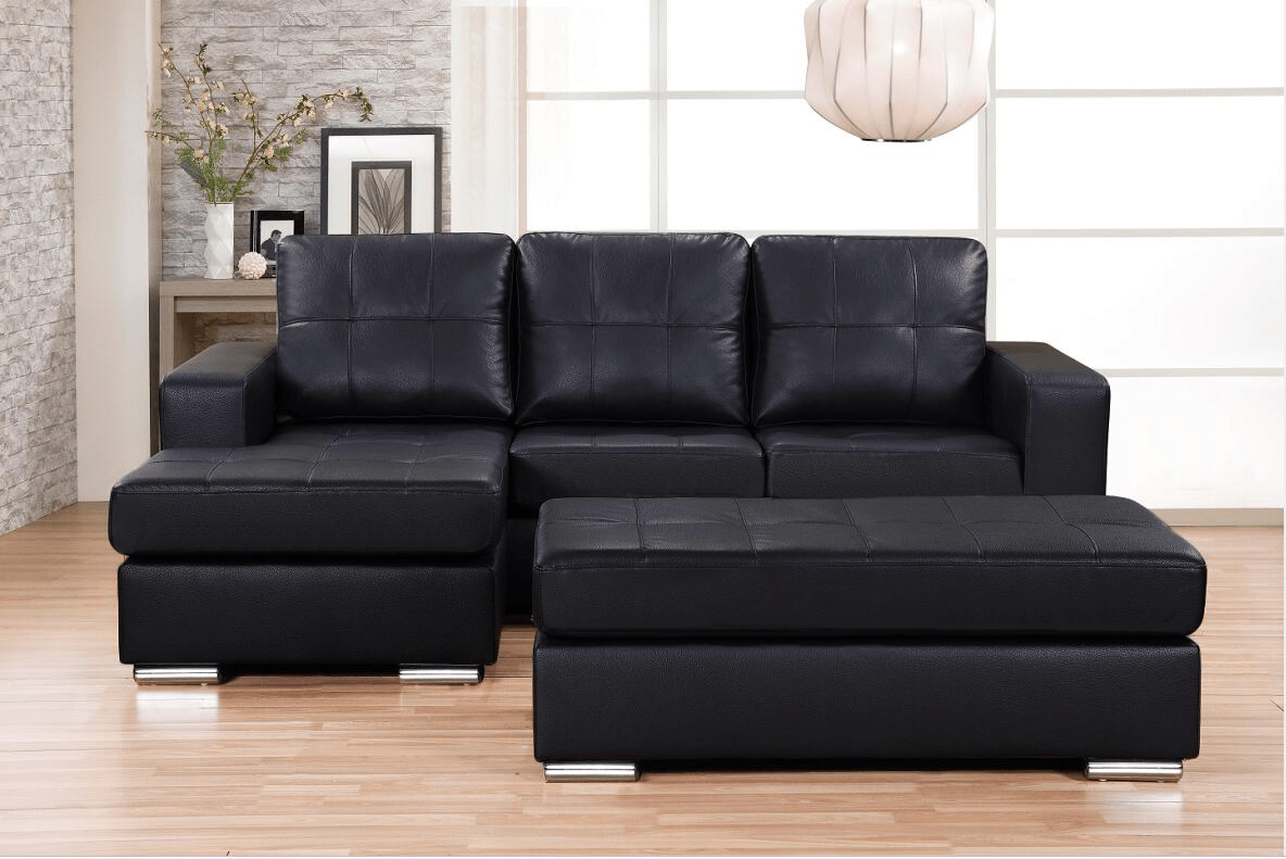 Modular Sofa Modular Sofa In Black The Charley First In Furniture