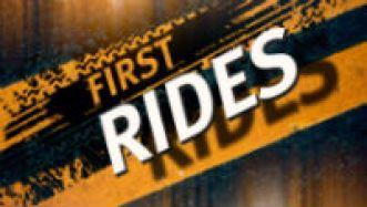 First Rides Logo.