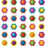 פרחים עפ צורה קטן
