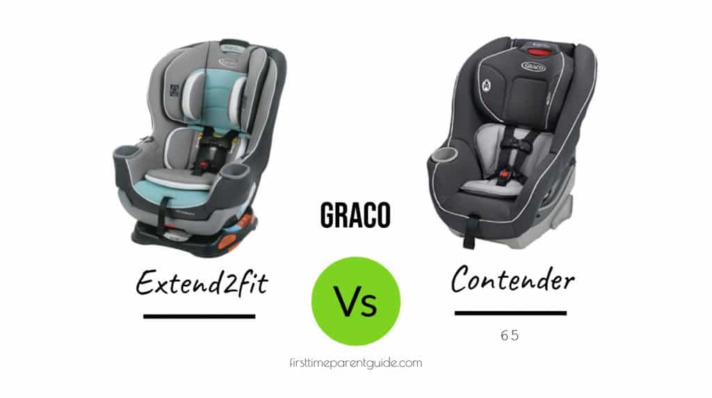 Infant Carrier Car Seat Weight Limit The Graco Extend2fit And The Graco Contender 65
