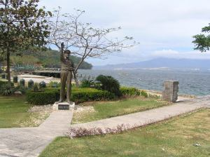 The MacArthur Park in Corregidor Island.