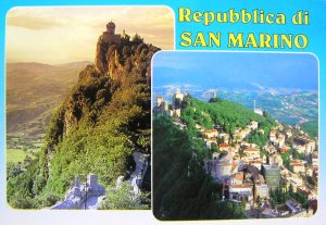 San Marino looks like an interesting place to visit.