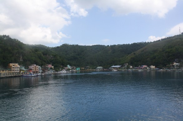 Beautiful Romblon harbor.