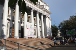 Assembly place: the Negros Occidental Provincial Capitol.