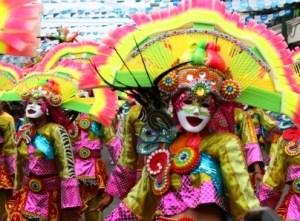 Masskara Festival in Bacolod City.
