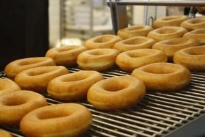 2. Baked donuts, unglazed.