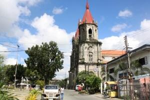 The Molo Church.
