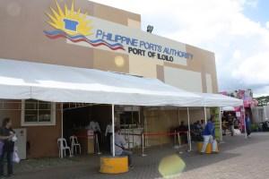 The new Iloilo Ferry Port.