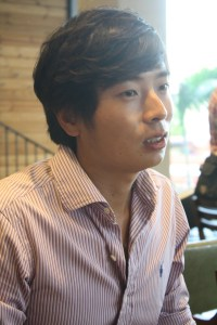 Tom N Toms Philippines President Peter Kim is a Bacolodnon by heart.