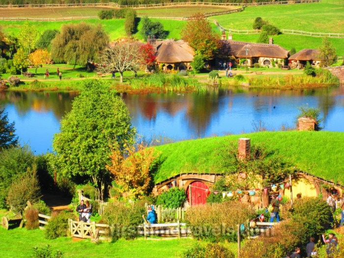 A Journey to the Shire: The Land of Hobbits
